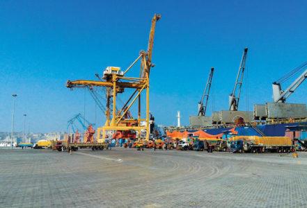 China Overseas Holding Co. Pakistan