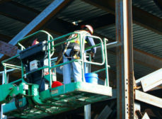 Scaffold worker for DOL independent contractor rule