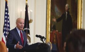 Biden on infrastructure