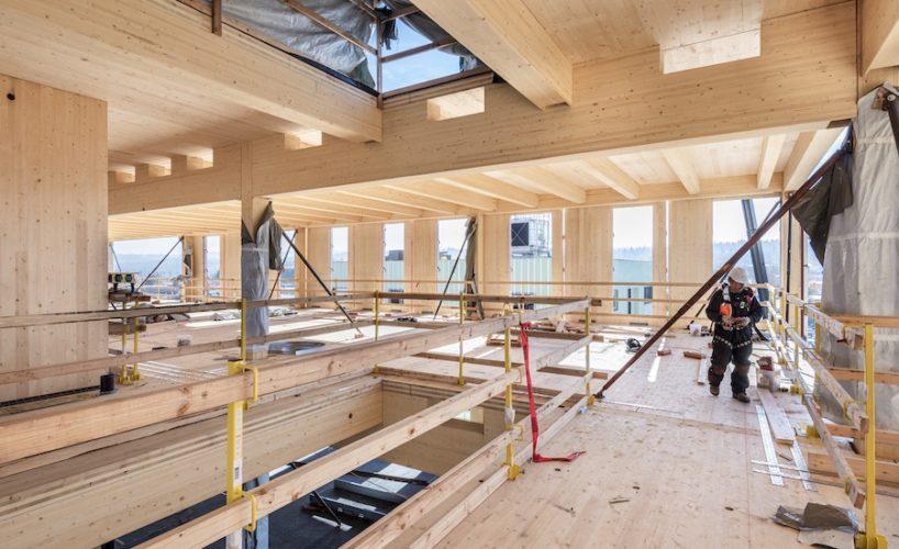 Katerra Mass Timber Catalyst