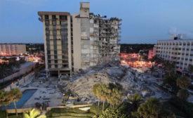 Hotel collapse Florida