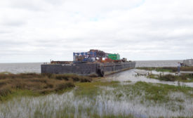 north barge