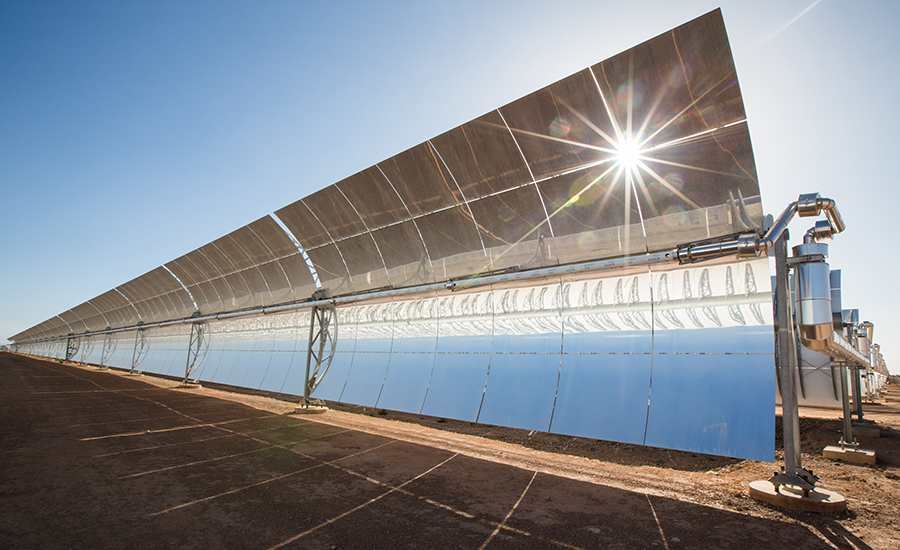 Morocco Delays Inauguration Of Concentrated Solar Plant