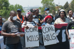 South Africa Coal Plant