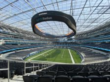 SoFi Stadium Digital Twin