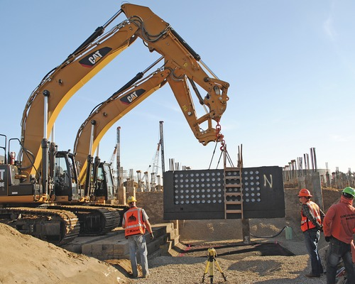 Kiewit Named ENR California's Contractor of the Year