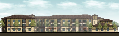 UHC, KTGY Team Up Again on Senior Housing Project in Morgan Hill