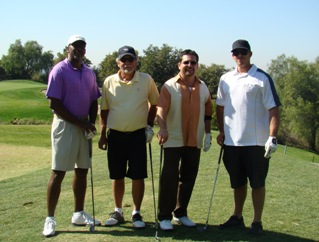 AGC's LA District Takes Time Off for Spring Golf Tournament