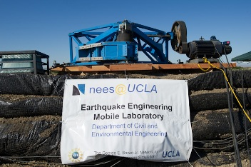 UCLA Researchers Return to Delta for New Levee Shake Test