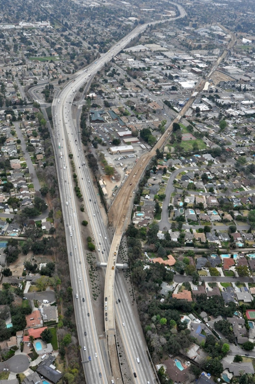 Foothill Extension Light Rail Reaches Construction Milestone
