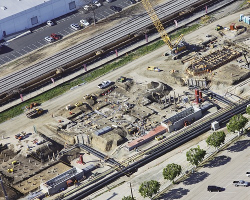 Digging Deeper: 'Peaker' Plant Under Construction in City of Industry