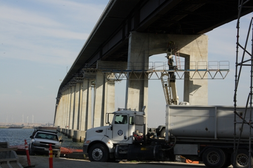Antioch Toll Bridge Retrofit Project Masters the Three Bs