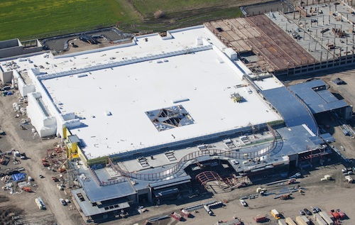 New Central Plant Squeezes Into Tight Site at L.A. Airport