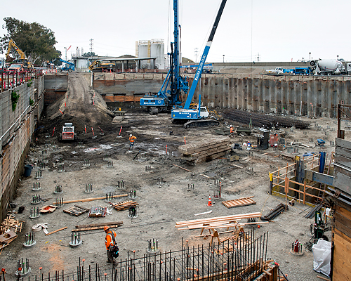 Megaproject Starts Propel $16.7B of Work in Calif., Hawaii