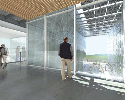 Complex Green Curtain Wall Requires Model Synergy | 2014-06