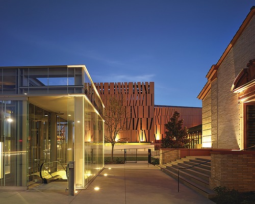 Award of Merit, Cultural/Worship: San Diego Central Library