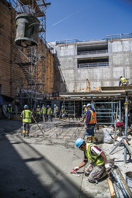 Team Finds Firm Footing for Virginia's Reston Station