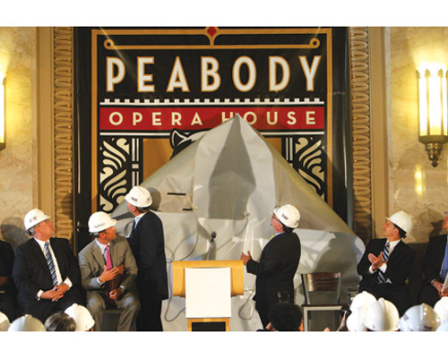 Iconic Opera House Stages a Comeback