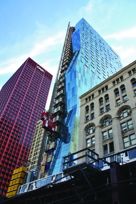 Roosevelt University Moves Into Modern Digs