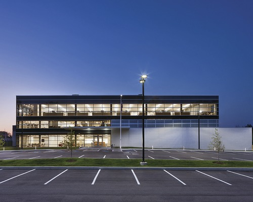 Government/Public Buildings Award of Merit Livingston County Law & Justice Center