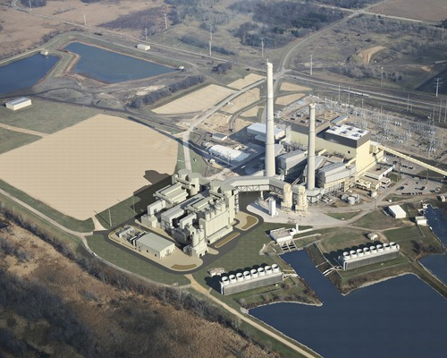 Coal Plant Spearheads Environmental Upgrades