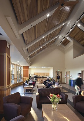 Best Projects Award of Merit Green Project: Berea College Deep Green Residence Hall