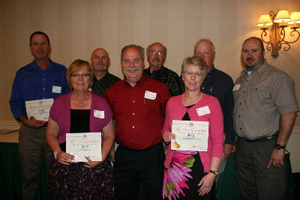 AGC/C Honors Members With Safety and Stormwater Awards