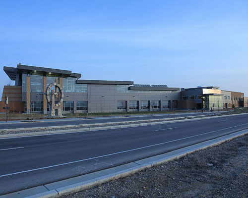 J.L. Sorenson Recreation Center Opens in Merriman, Utah