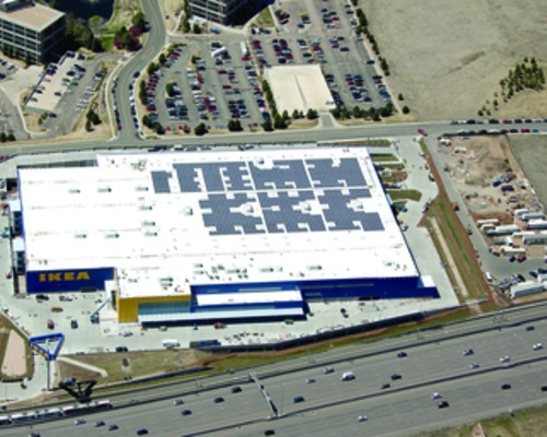 New Denver IKEA Store Employs Complex Geothermal System