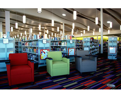 Green Valley Ranch Library Opens in Denver