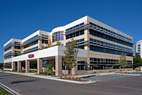 Mulvaney Becomes First LEED-Gold Medical Office Building in Idaho