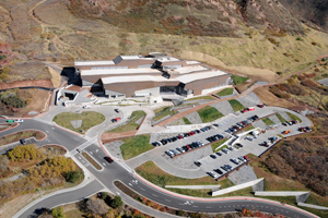 New Natural History Museum of Utah Opens to Big Fanfare