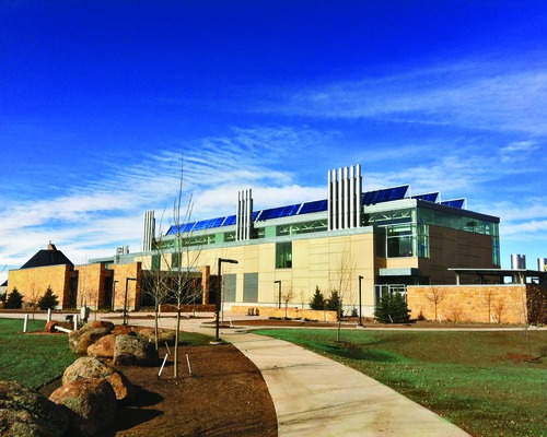 New Visual Arts Center At University Of Wyoming Opens In
