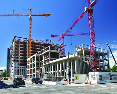 Justice Is Being Served With Building of New Ralph L. Carr Colorado Judicial Center