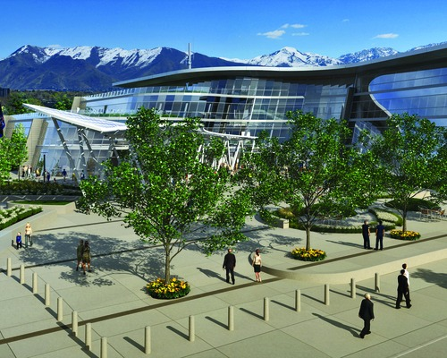 New Salt Lake City Public Safety Building Consolidates Key Departments in One Location