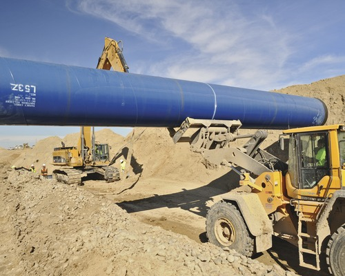Southern Delivery System Pipeline Working Its Way Toward Colorado Springs