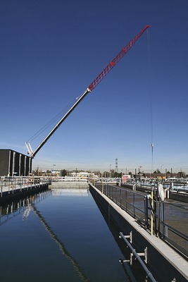 Denver Metro Wastewater Treatment Plant Upgrades Its Systems