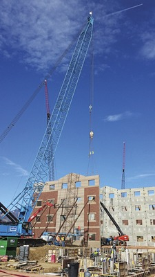 2013 Top Project Starts in Mountain States Show Healthy Mix of Public, Private Work
