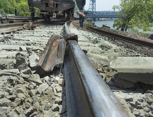 Update: Probe Into July 18 Derailment in Bronx Continues