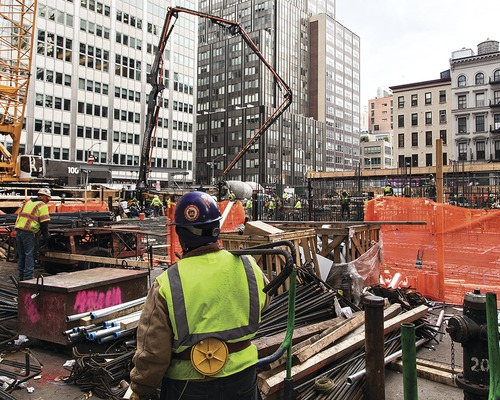 News Wrap: Second Hudson Yards Tower; Stalled Sites; Tall Tower Work; Amtrak Upgrades; B2 Tower Suit