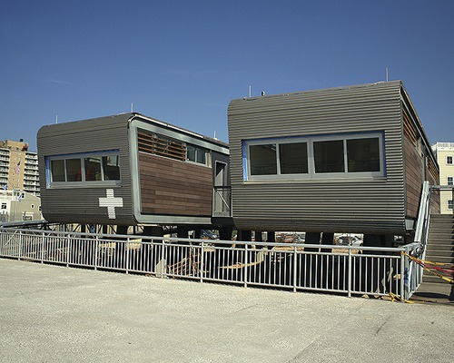 FMS SANDPRFAB Contract No. 1 - New Prefabricated Modular Building Units