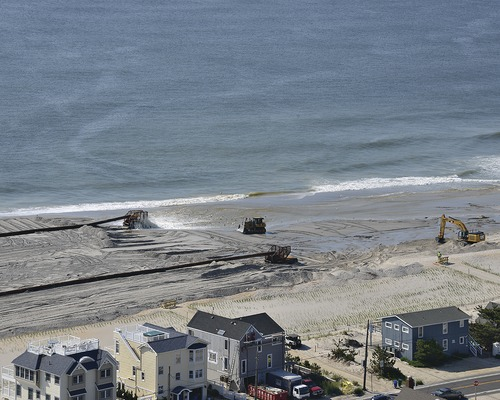 Next Wave of Shore Work Covers $2.8B in Projects