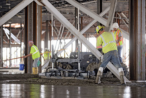 Contractor Revenue Rises with Signs of More to Come in 2015