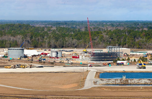 Markets Stay Static for Southeast's Major Projects