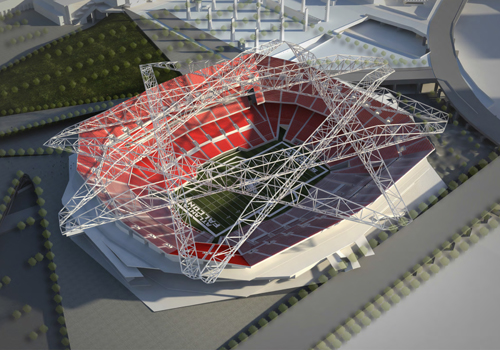 Falcons Firm Up Stadium Construction, Design Teams