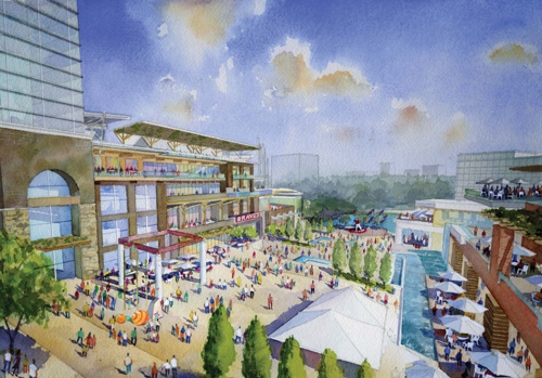 Atlanta Braves Hire Development Team for Mixed-Use Site