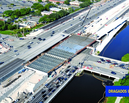 P3 Delivery Drives Construction Speed on Florida's I-595