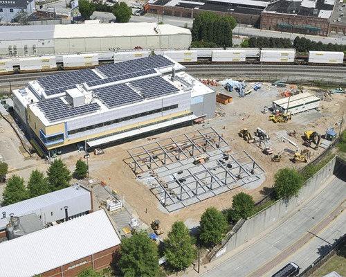 Georgia Tech Builds Carbon-Neutral Lab to Study Carbon Neutrality