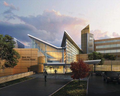 Precise Building Strategy Lifts Army Hospital Project