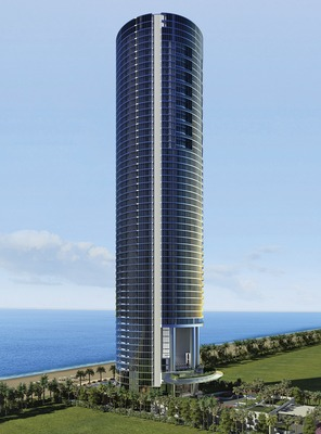 Porsche Design Tower Takes Elevation to Another Level